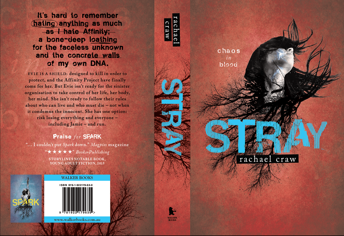Stray final cover