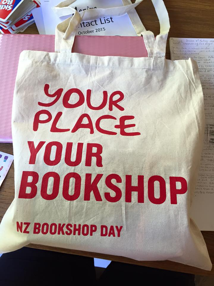Bookshop day