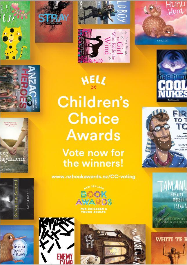 children's choice poster